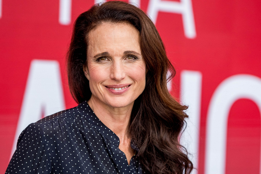 A 61 éves színésznő arca nem a botoxtól ennyire gyönyörű: Andie MacDowell elárulta természetes szépségének titkait