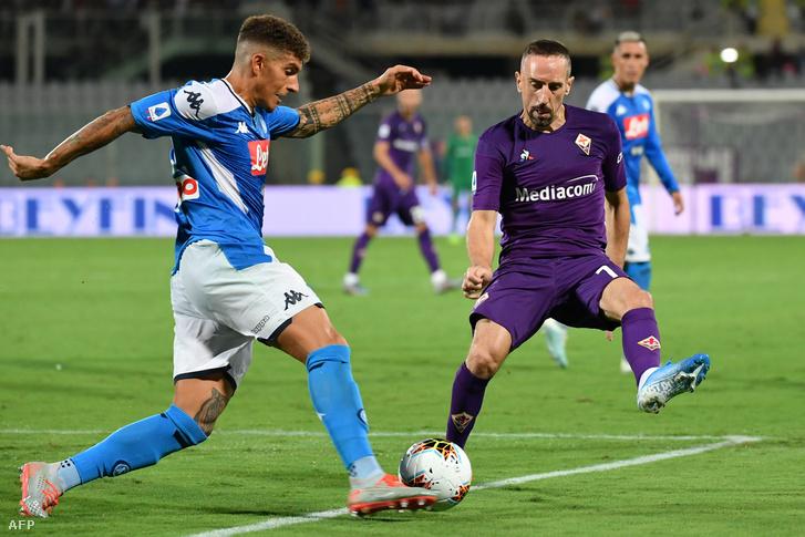 Fiorentina–Napolit (3-4)
