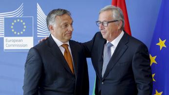 Juncker: Orbán hős volt, de aztán másfelé fordult