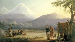 A világ legnagyszerűbb tudósa 200 éve felismerte a klímaváltozást, csak mindenki bagózott rá