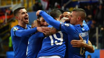 Újhullám és új jelszó az olasz fociban: támadás!