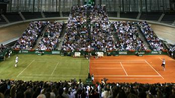 Nadal–Federer álommeccsel dupláznák meg a tenisznézőcsúcsot