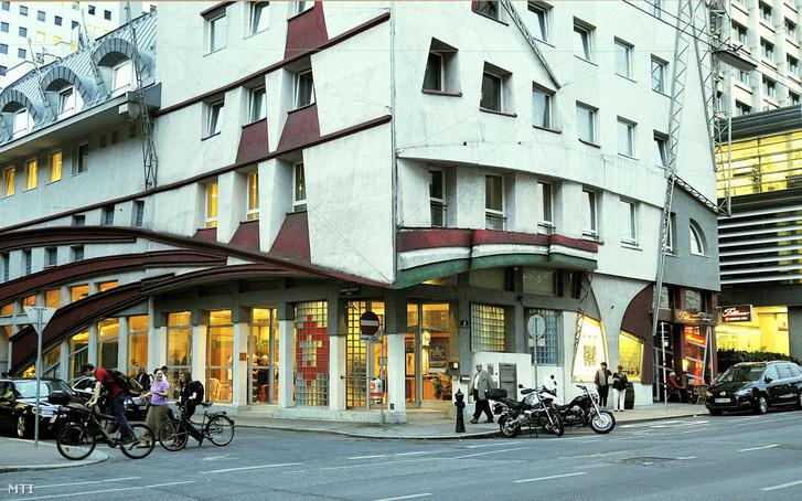 A bécsi Collegium Hungaricum épülete