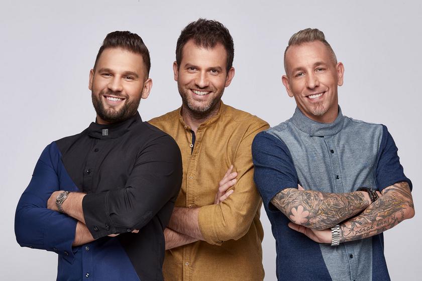 A Konyhafőnök VIP 2019-es, őszi évadában Fördős Zé a műsorvezető, Rácz Jenő és Sárközi Ákos pedig a két csapatkapitány.