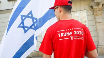 Izraeliek próbáltak lehallgatni amerikai szervereket, Trump nem kifogásolta