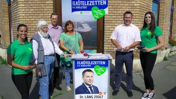 Tudták, hogy az élénkzöld és a kék mindig is a Fidesz színe volt?
