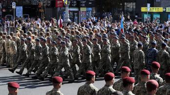Ukrajna 400 millió dolláros katonai segélyt kap az amerikaiaktól