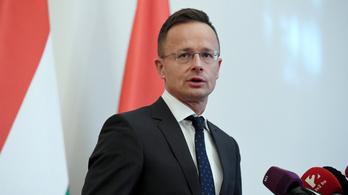 Szijjártó: Hisztérikus, eltúlzott a szlovák külügy reakciója a magyar–szlovák meccsre