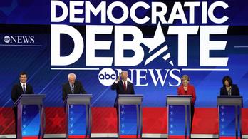 Az egészségügyről volt a legnagyobb vita, Trumpot Óz, a nagy varázslóhoz hasonlították