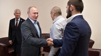 Putyin szerint Habib fojtása tisztességes volt