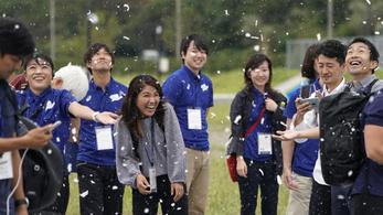 Nem jött be teljesen a hóágyúzás az olimpiai kajakpályán