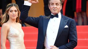 Sylvester Stallone lánya a fagyispult mögött kötött ki