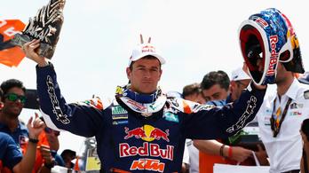 Alonso Dakar-hőst kapott navigátorként