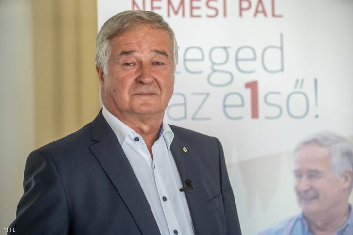 Nemesi Pál független polgármesterjelölt