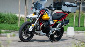 Moto Guzzi V85 TT – 2019.