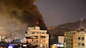 Legalább 11-en meghaltak egy Rio de Janeiró-i kórháztűzben