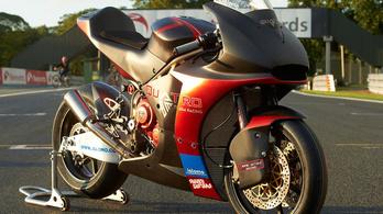 Moto2 kisiparban: karbon teleszkópszár és hátsó lánckerék