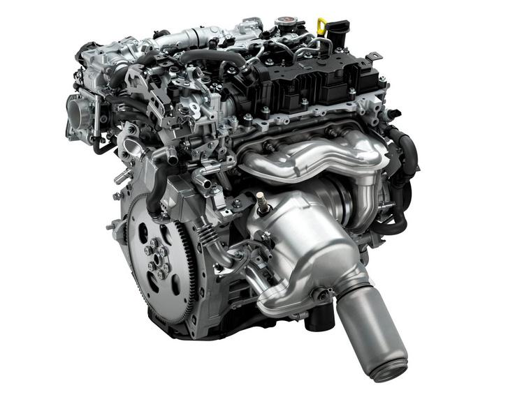 Már szériagyártmányként létezik, egyelőre a Mazda az első autógyár, aki megoldotta a benzinmotor dízel-jellegű üzemelését
