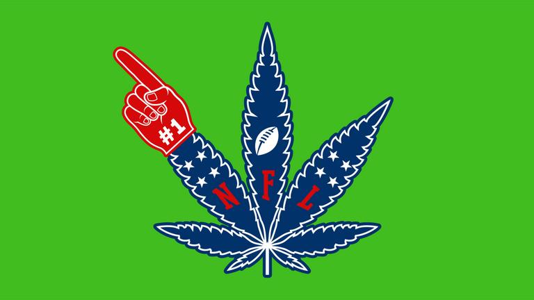 Az NFL végtelenül kicsinyes drogháborúja