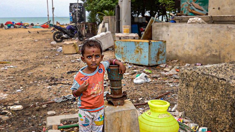 Chennai, the city that ran out of water