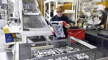 3 milliárd állami támogatással épült az autóipari multi gyára Dorogon
