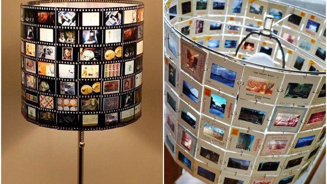 Kreatívkodjunk a régi lámpabúrával!