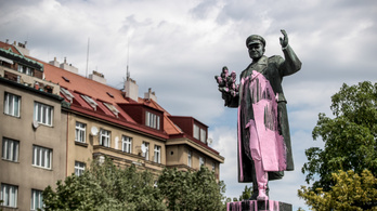 Náci körzetvezetőnek nevezte az orosz kultúrminiszter a prágai polgármestert egy szobor miatt