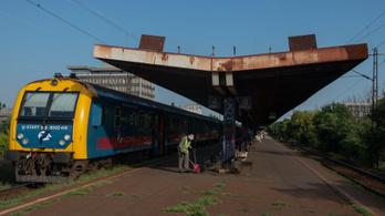 Ötven vasútállomást újít fel a MÁV, főként Pest megyében