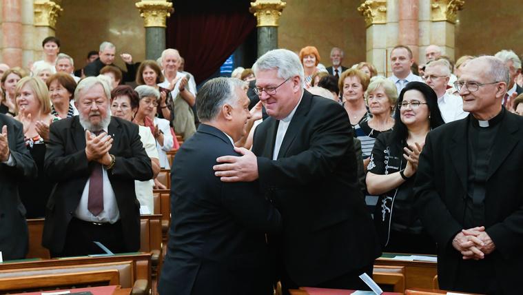 Orbán jobban kifejtette, mit takar a keresztény szabadság