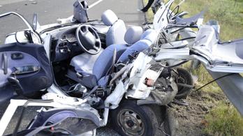 Halálos baleset volt az M5-ösön