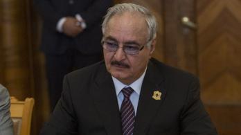Dróntámadásban megölték Haftar két parancsnokát Líbiában