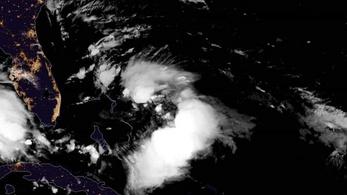 Trópusi vihar nehezíti a károk felszámolását a Bahamákon
