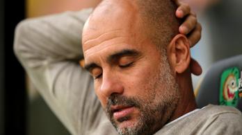 Elképesztő hiba okozta Guardiola vereségét