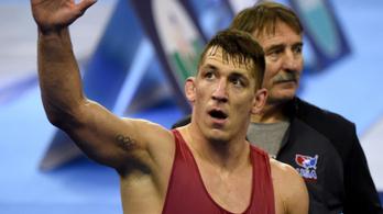 Az olimpiai kvóta már biztos Lőrincz Viktor birkózónak