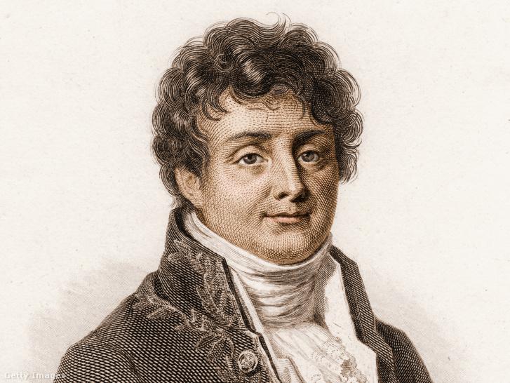 Jean Baptiste Joseph Fourier (1768 - 1830)