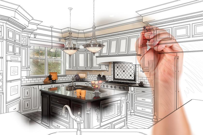Unalmas volt, álomszép konyha lett belőle: előtte-utána fotókon 4 ötletes felújítás