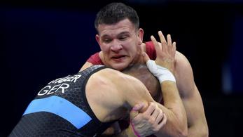 Korpási Bálint bronzérmet nyert a kötöttfogású birkózó-világbajnokságon