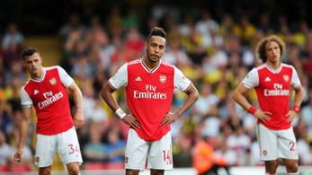 Álomkezdés után Szokratisz bakijával indult az Arsenal önmegsemmisítése