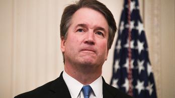 Ismét szexuális zaklatással vádolják Brett Kavanaugh főbírát