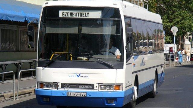 Beáznak a buszaink