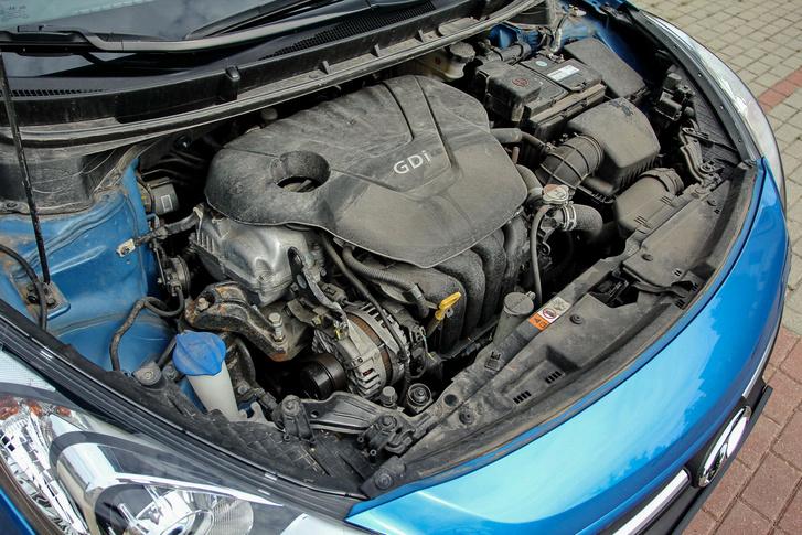 Nem csak kívülről lehet koszos a motor a közvetlen befecskendezés miatt
