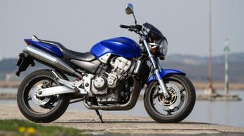 Használt: Honda CB900F Hornet - 2005.