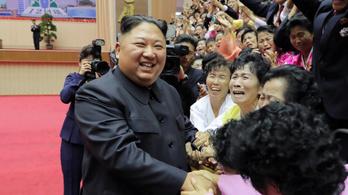 Kim Dzsongun meghívta Trumpot Észak-Koreába