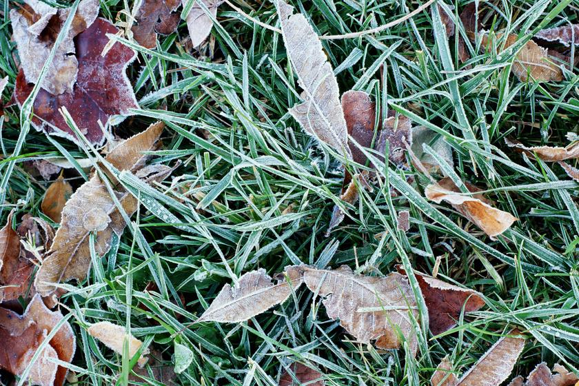 Markáns hidegfront érkezik az országba: talaj menti fagyok jönnek