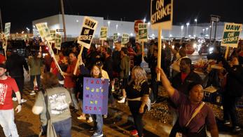 46 ezer alkalmazott sztrájkol a General Motors munkavállalói Amerikában