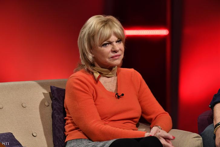 Gór Nagy Mária színésznő, a GNM Színitanoda igazgatója