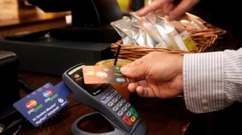 Nőtt a bankkártyák és az elfogadóhelyek száma is