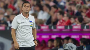 Krízis: a Hertha elnöke szétnézett az edzésen
