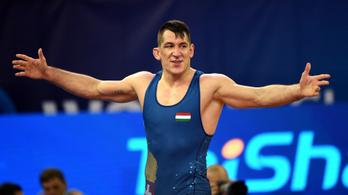 Nem tudta megtartani előnyét Lőrincz Viktor, vb-második