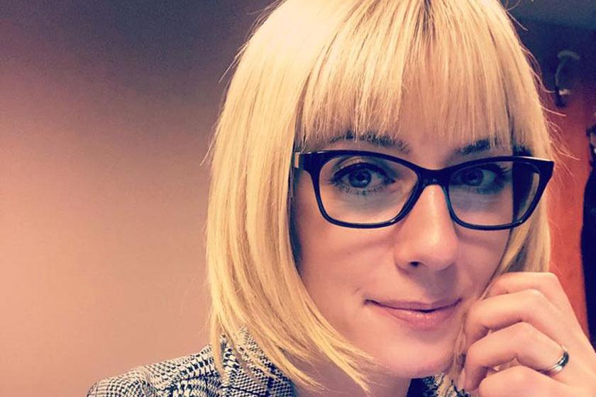 Már a 7. hónapban van a magyar műsorvezető - Babapocakos fotót posztolt Krug Emília